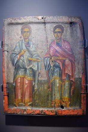 המוזיאון הביזנטי קסטוריה, צפון יוון