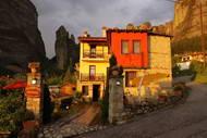 מלון מומלץ במנזרים התלויים של מטאורה