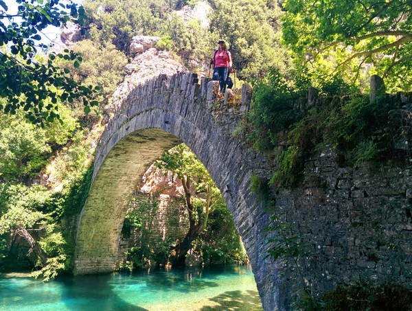 טיול ביוון ההרית