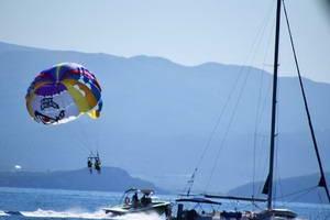 ספורט ימי, פארגה, צפון יוון