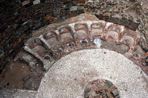 עתיקות סלוניקי, צפון יוון