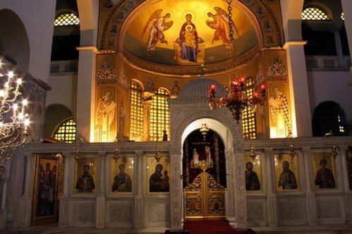 כנסיית דימיטריוס הקדוש, סלוניקי