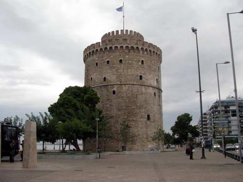 המגדל הלבן, סלוניקי