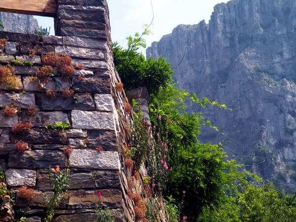 הכפר מיקרו פפינגו בחבל זגוריה, יוון