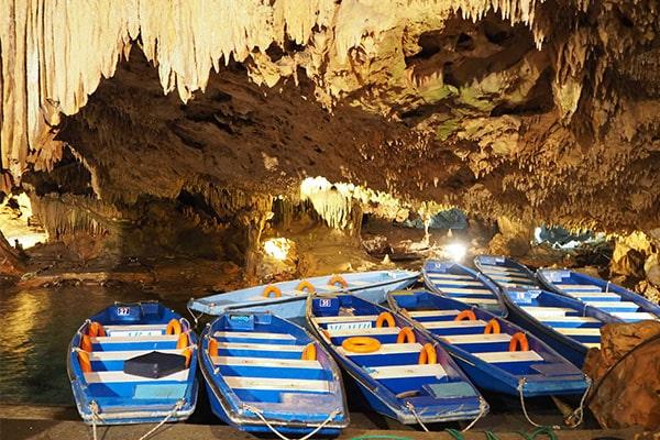מערות דירוס חבל מאני יוון פלופונס