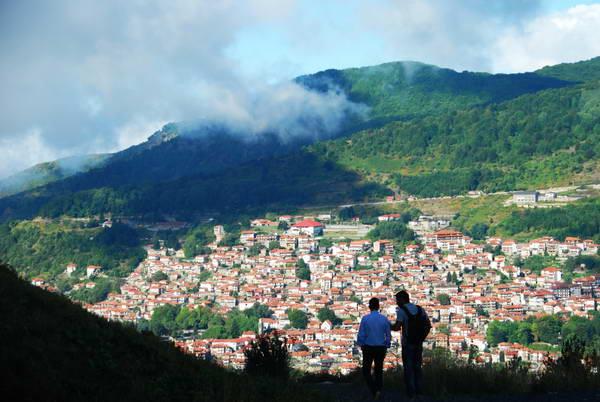 מצובו, צפון יוון