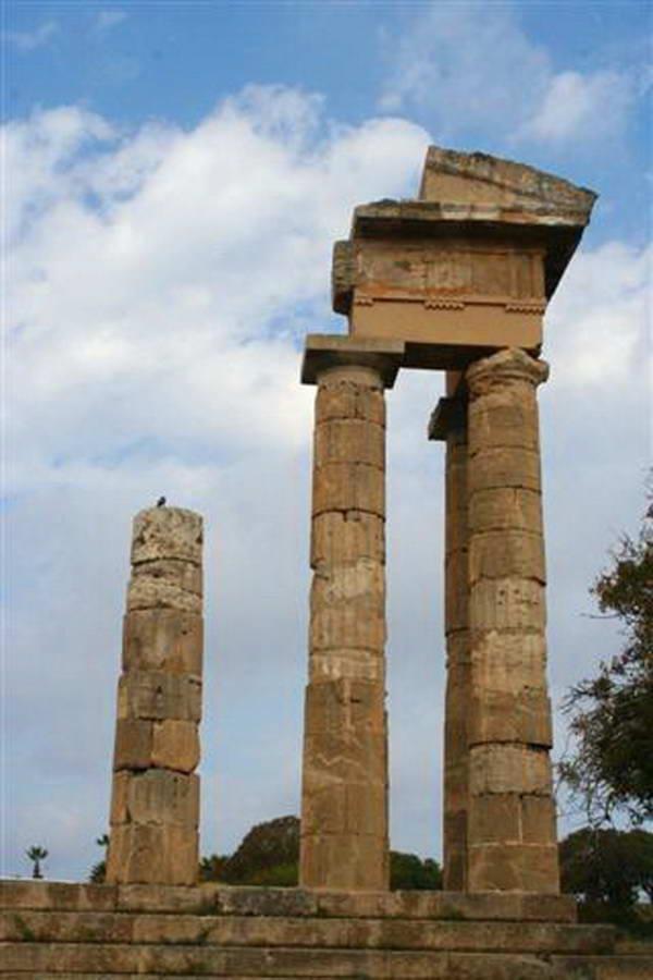 רודוס, מקדש אפרודיטס