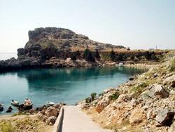 רודוס, הכפר לינדוס