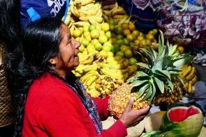 השוק בסולולה, גואטמלה
