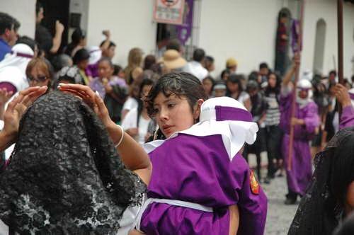 חגיגות הפסחא, אנטיגואה, גואטמלה