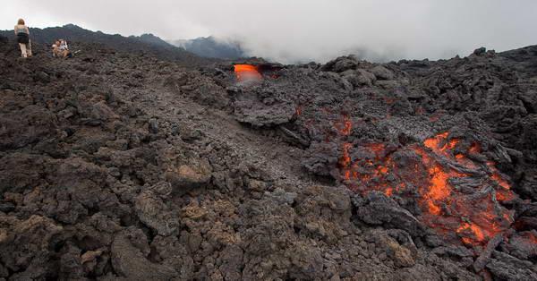 גואטמלה, הר הגעש פקאיה