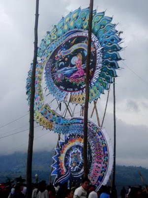 גואטמלה, סומפאנגו, יום המתים