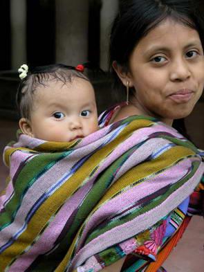 נשים בגואטמלה