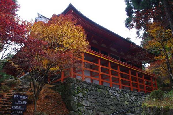 הר היאיי, מקדש הזהב