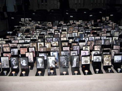 מוזיאון השואה בבודפשט, הונגריה