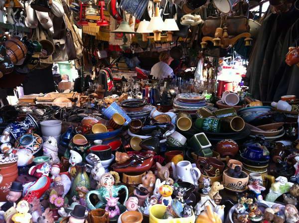שוק פשפשים בבודפשט