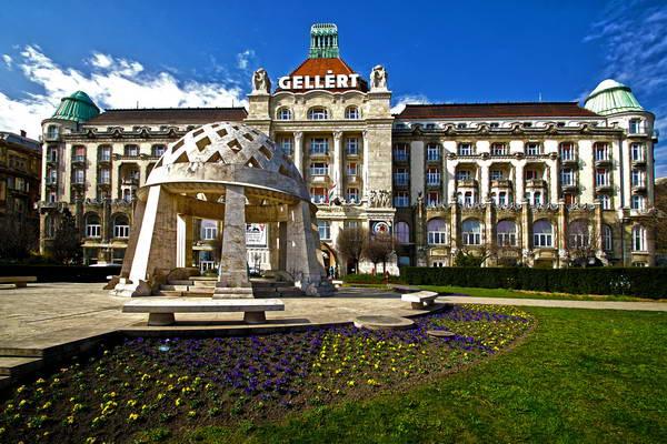 מלון גלרט, בודפשט