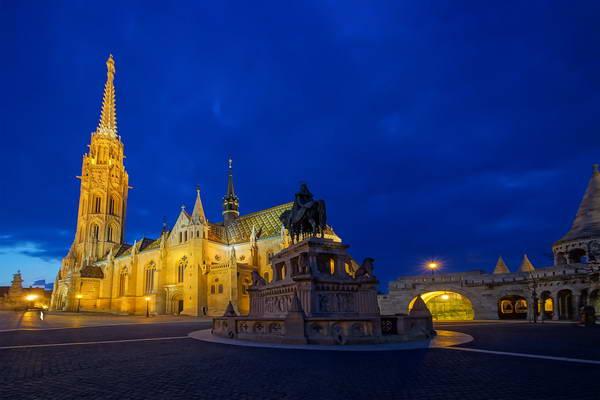 כנסיית מטיאש, בודפשט
