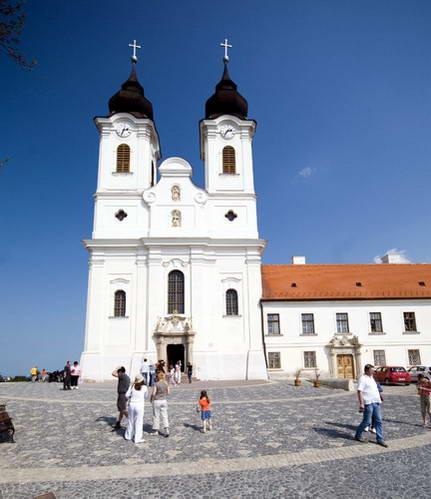 כנסיית המנזר בטיהני, , הונגריה