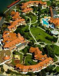 מלון ספא קולפינג, אגם בלאטון, הונגריה