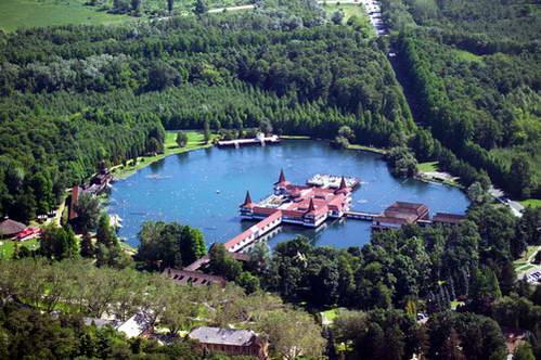 אגם הוויז, הונגריה