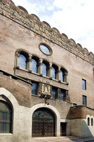 בית הכנסת האורתודוקסי, בודפשט