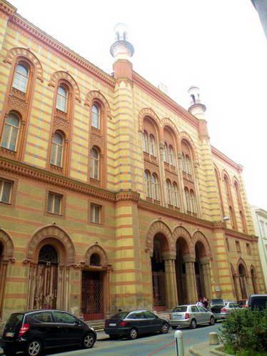 בית הכנסת רומבאך, בודפשט
