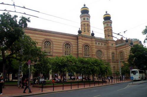 בית הכנסת ברחוב דוהני, בודפשט
