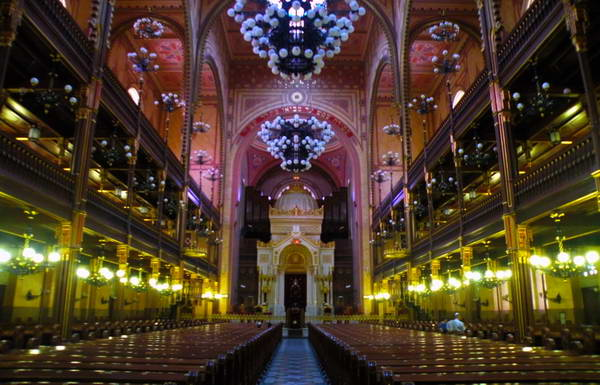 בית הכנסת ברחוב דוהני, הונגריה