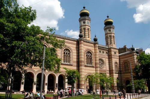 בית הכנסת הגדול ברחוב דוהני, בודפשט