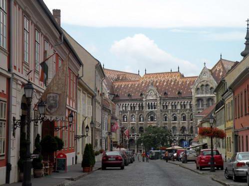מסעדת הונגריה-21 בבודפשט