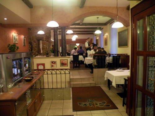 מסעדת רוזנשטיין בבודפשט, הונגריה