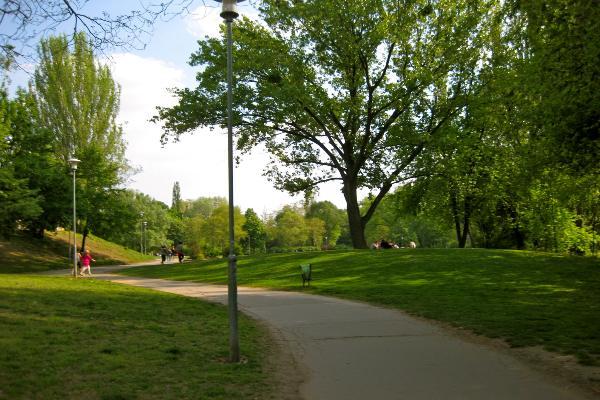 הפארק העירוני של בודפסט