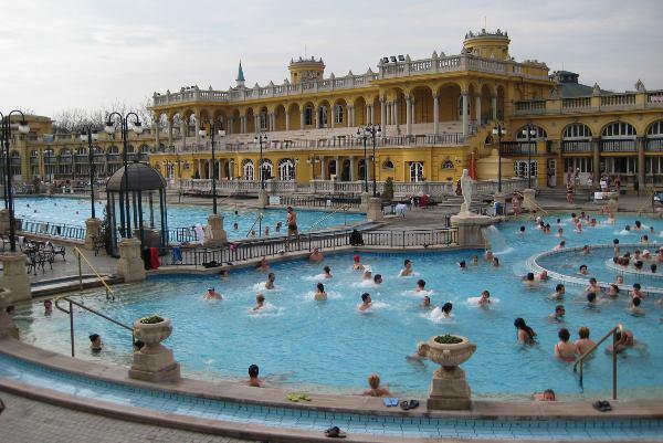 המרחצאות של בודפשט
