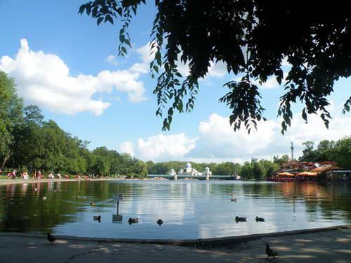 הפארק העירוני של בודפשט, לטייל עם ילדים בהונגריה