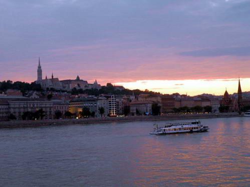 שייט על הדנובה, לטייל עם ילדים בבודפשט