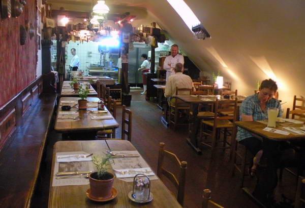 מסעדת הדרקון המוזהב בסנטנדרה, טיולי יום מבודפשט