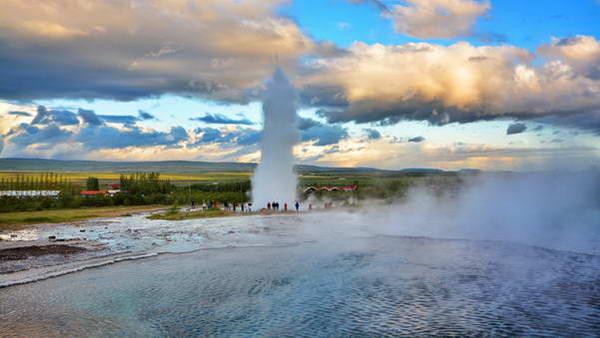 גייזר סטרוקטור, איסלנד