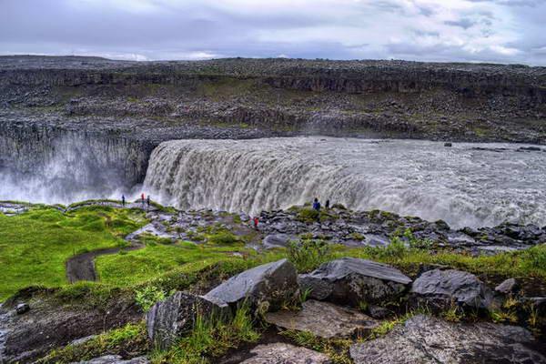 איסלנד, מפל דטיפוס