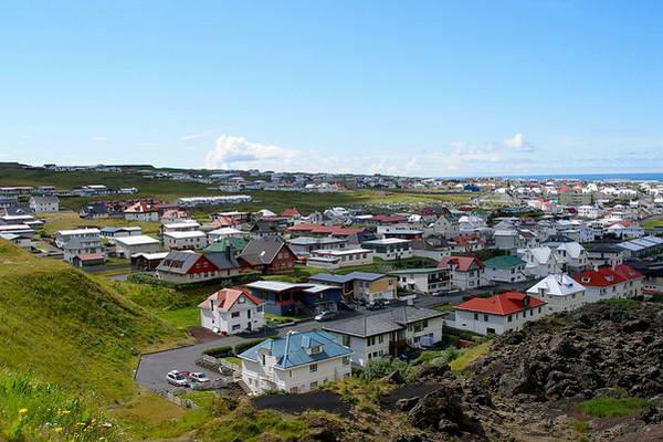 היימאי, אחד האיים בדרום איסלנד