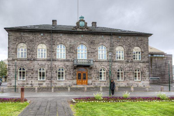 בניין האלת'ינג, הפרלמנט האיסלנדי