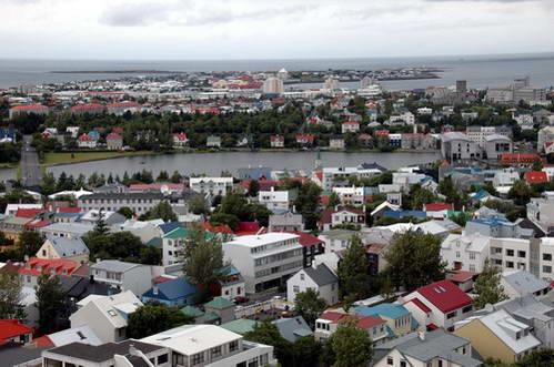 רייקיאוויק בירת איסלנד