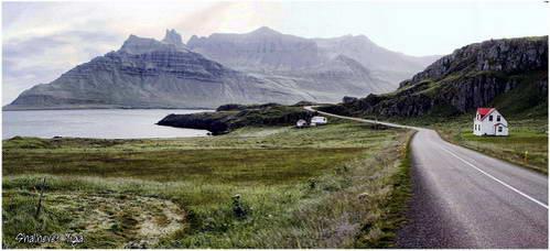 כביש מספר 1, איסלנד