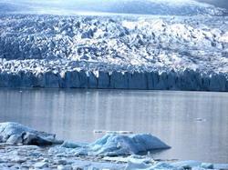 קרחונים באיסלנד