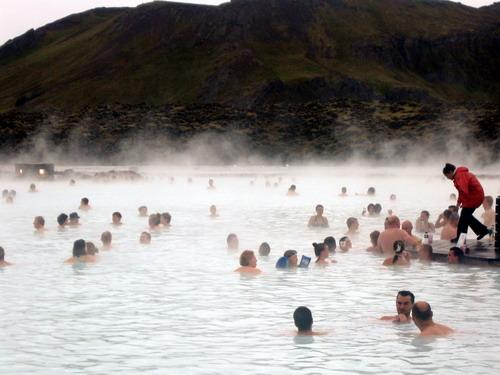הלגונה הכחולה - חוויה איסלנדית טיפוסית