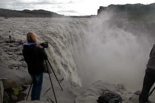 מפל דטיפוס, איסלנד