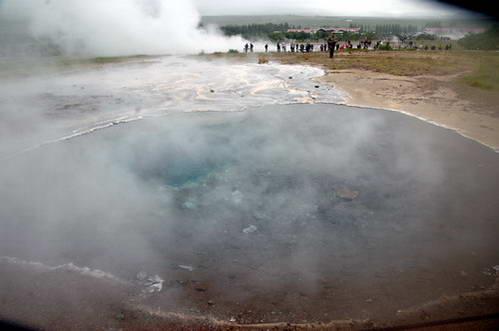 הגייזר המקורי, איסלנד