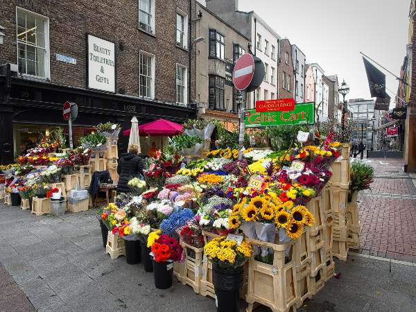 רחוב גראפטון בדבלין, אירלנד
