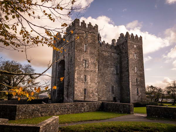 ממצודת בונארטי, אירלנד