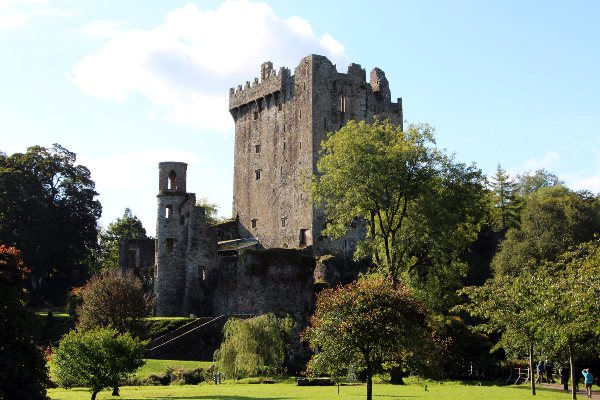 מצודת בלרני, אירלנד